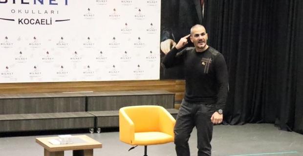 Dünya Dalış Şampiyonu, BİLNET Kocaeli'ye geldi