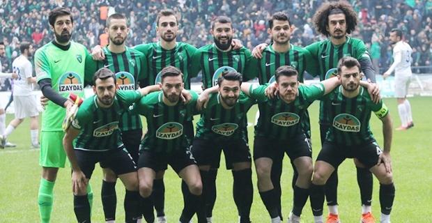 Fethiyespor-Kocaelispor: 0-1