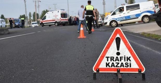 İlimtepe'de ölümlü trafik kazası