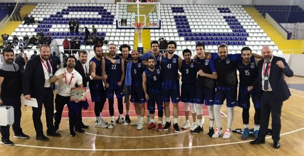 Kağıtspor Basketbol Takımı Lider