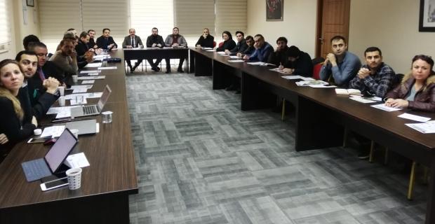 KTO'da, Dış Ticaret Eğitimi