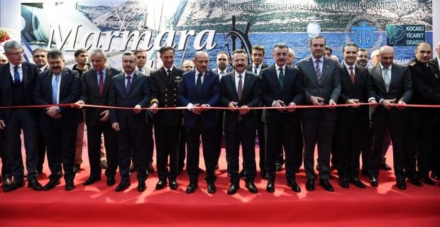 Marmara Boat Show Fuarı açıldı