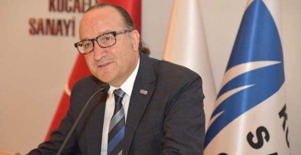 KSO Başkanı Zeytinoğlu, sanayi üretimini değerlendirdi
