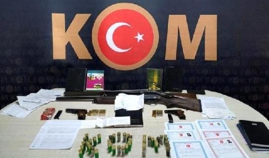 Tefeci operasyonunda 4 kişi tutuklandı