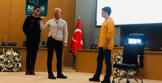 Yahya Kaptan Koleji'nde, Sınava Hazırlık Süreci anlatıldı