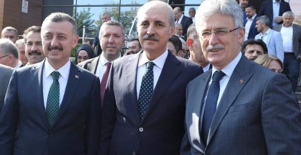 AK Parti Kocaeli'ye, Genel Merkez ilgisi