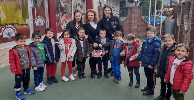 Bilgi Köprüsü Montessori'de DEĞERLER EĞİTİMİ