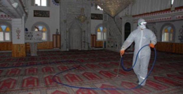Kandil Gecesi camiler kapalı