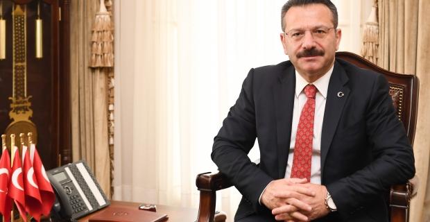 Vali Aksoy'un Avukatlar Günü kutlama mesajı