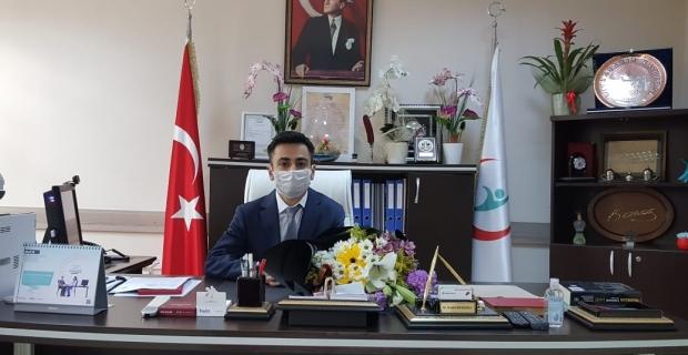 Gölcük'e yeni Sağlık Müdürü: Dr. Çolular göreve başladı
