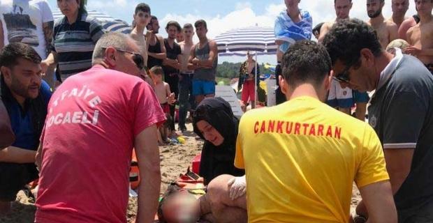 Başkan Büyükakın açıklama yaptı;''1 haftada 38 vatandaşımızı boğulmaktan kurtardık''