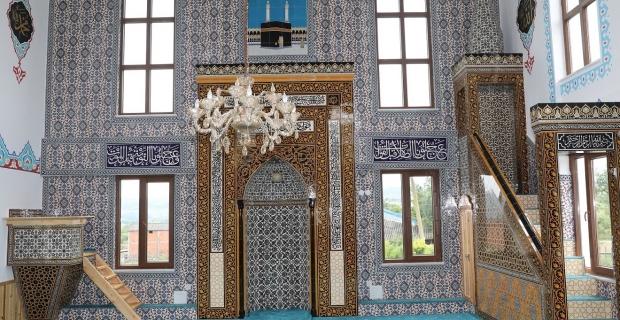Körfez'de, Köseler ve Sipahiler Camii ibadete açıldı