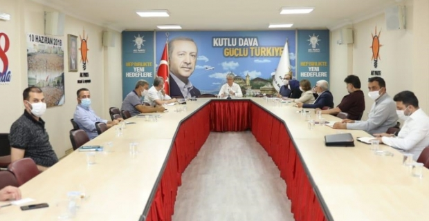 AK Parti, bayramda da tedbiri elden bırakmıyor