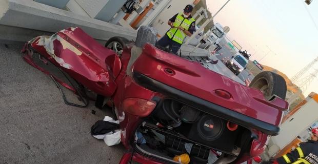 Dilovası'nda ölümlü trafik kazası