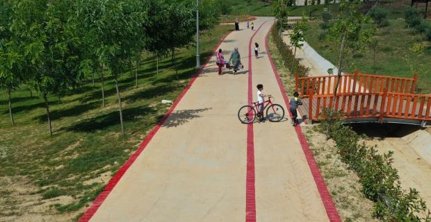 Gebze'nin en büyük parkı; Tatlıkuyu Vadisi