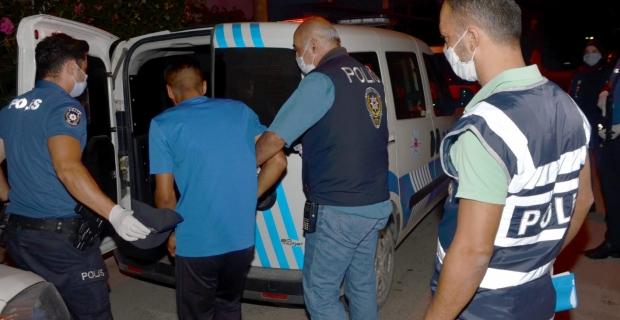 Aranan şahıslara operasyon: 22 gözaltı