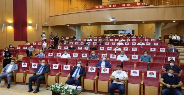 Kocaeli Ticaret Odası Ağustos Ayı Meclis Toplantısı yapıldı
