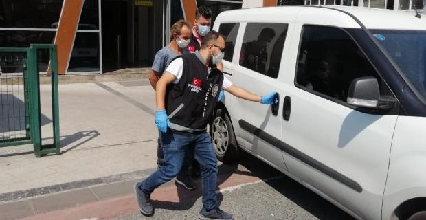 Oto dolandırıcısı polise yakalandı