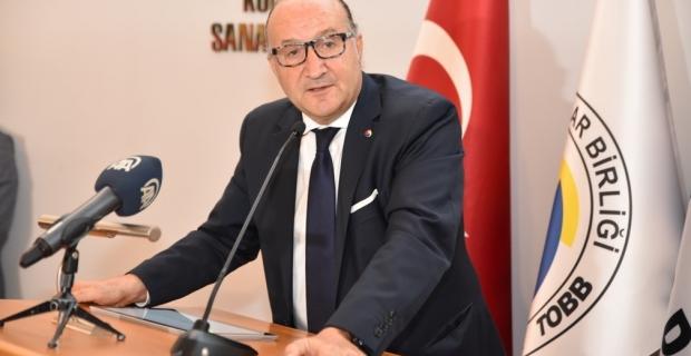 Zeytinoğlu 'Büyümedeki yüzde 9.9 daralmayı' değerlendirdi…