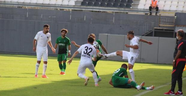 Kocaelispor, Manisa deplasmanından mağlup döndü- 6-1