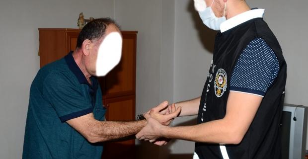 Aranan 23 kişi gözaltına alındı