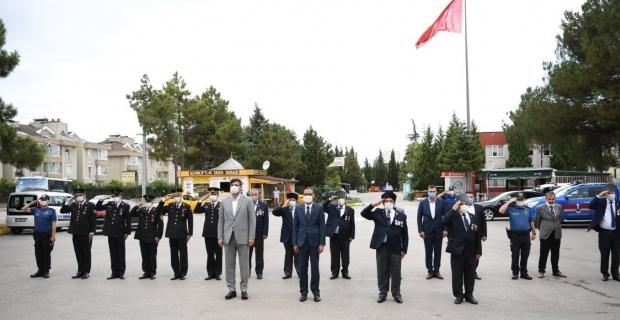 Kartepe'de Gaziler Günü Kutlandı