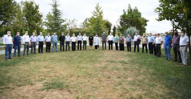 Kartepe'de Muhtarlarla Değerlendirme Toplantısı