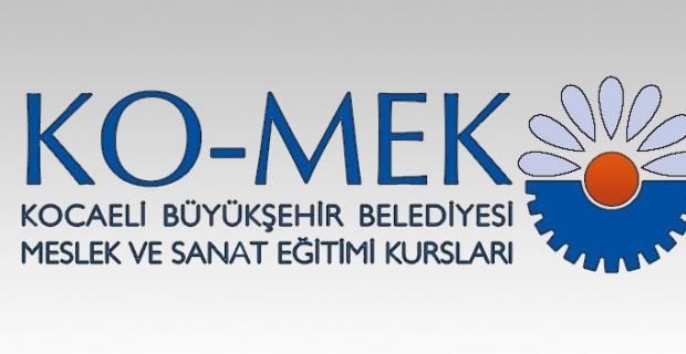 KO-MEK'te yeni eğitim dönemi yarın başlıyor