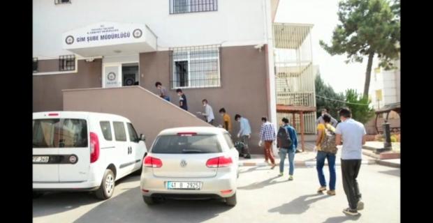 Kocaeli'de kaçak göçmen operasyonu: 16 gözaltı