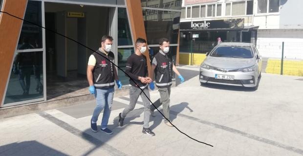 Motosiklet hırsızlarını polis yakaladı
