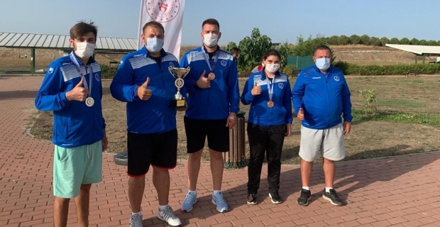 Atıcılar Türkiye şampiyonu