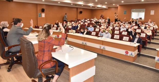 Kartepe Belediyesi Ekim Ayı Meclis Toplantısı