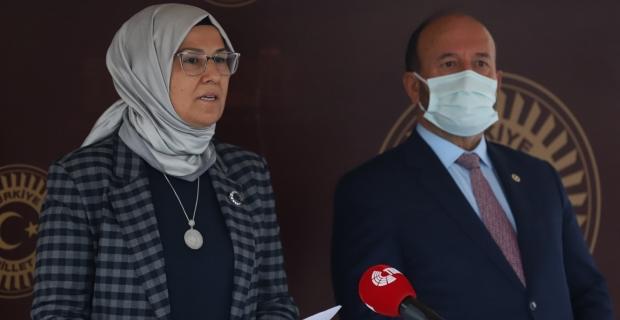 """Katırcıoğlu; """"Avrupa, insanlıkta sınıfta kalmıştır"""""""