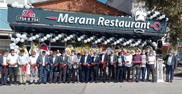 Meram Restaurant, Dilovası'na yakıştı