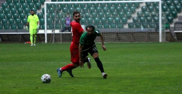 İyi oynayamadık; Kocaelispor-0 Sancaktepe-1