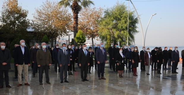 Karamürsel'de 24 Kasım