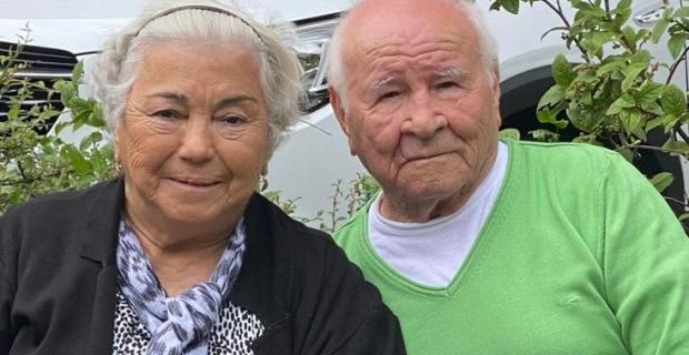Ören çifti bir hafta arayla yaşama veda etti