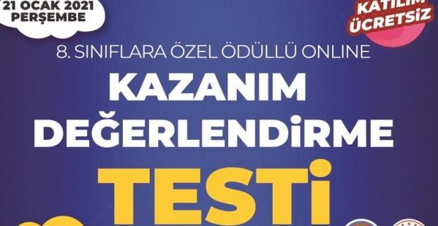 Körfez Belediyesi'nden online deneme sınavı