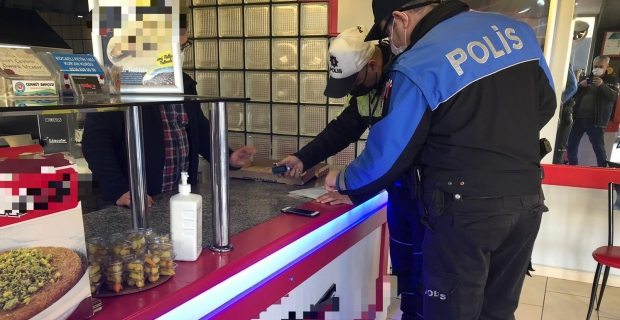 Kural ihlali yapan 228 kişiye para cezası