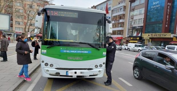 Kural ihlali yapan 303 kişiye para cezası