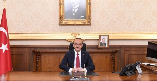 Vali Yavuz'un 16 Ocak Basın Onur Günü Mesajı