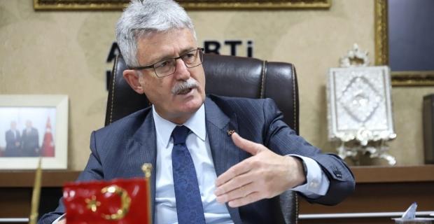 """Ellibeş: """"CHP'nin tükenişini borçlu Yuvacık Barajıyla önleyemezsiniz"""""""
