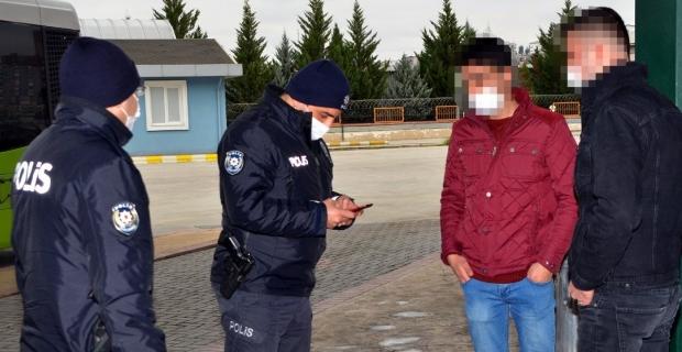 Kural ihlali yapan 155 kişiye para cezası