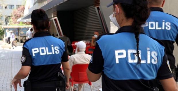 Kural ihlali yapan 307 kişiye para cezası