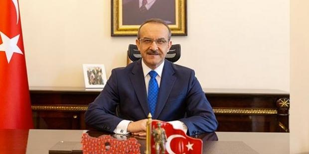 Vali Yavuz Regaib Kandili'ni kutladı