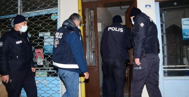 Aranan 23 kişi yakalandı