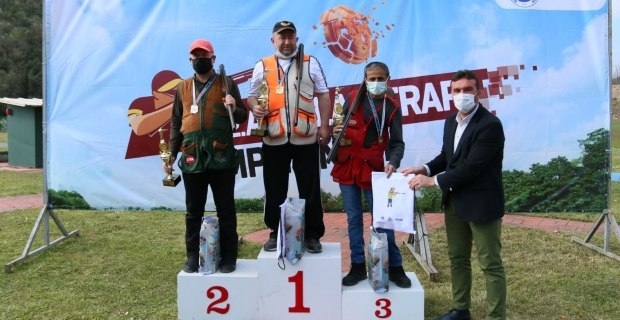 Avcılar kozlarını şampiyonada paylaştı