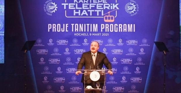 """Bakan Varank; """"Kocaeli 50 yıllık hayaline kavuşacak"""""""