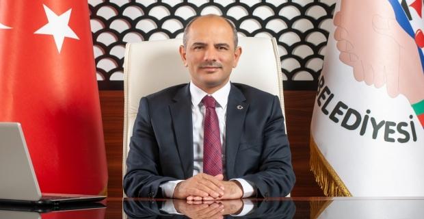 "Başkan Söğüt, ""İstiklal Marşı'mız bir milletin yeniden dirilişidir"""