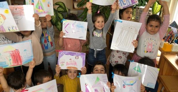 Bilgi Köprüsü Montessori'den Huzurevi sakinlerine sürpriz
